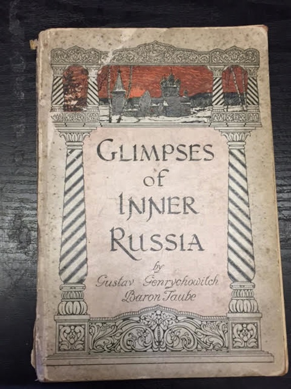 Image for Glimpses of Inner Russia