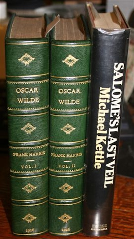 Image for Oscar Wilde: His Life and Confessions (2 Vols.)