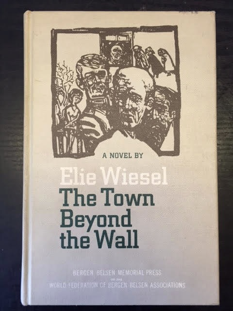 Image for The Town Beyond the Wall