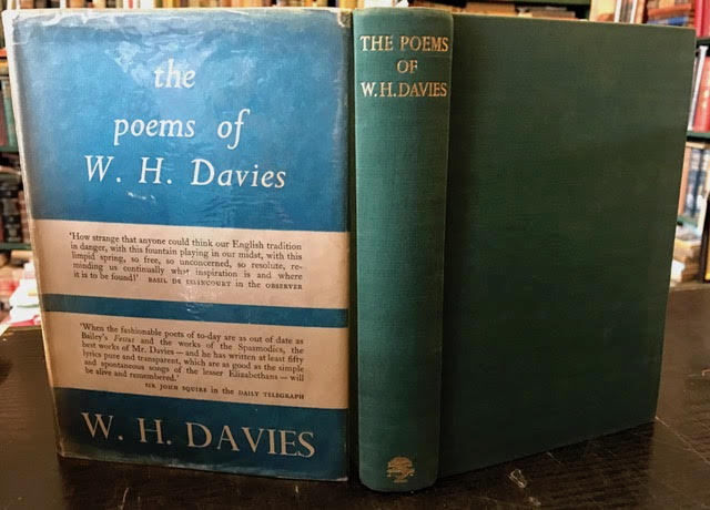 Image for The Poems of W. H. Davies
