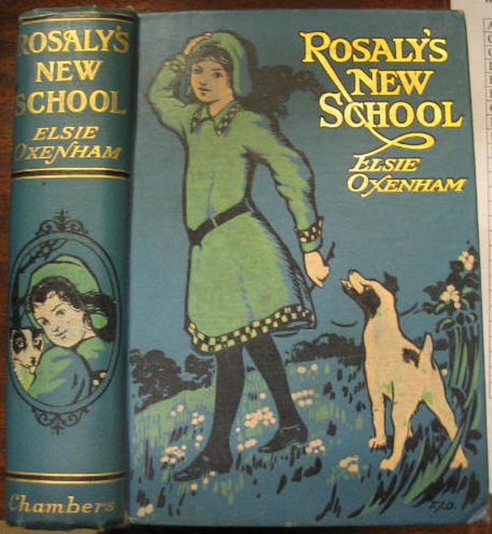 Image for Rosaly's New School