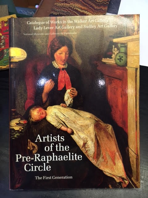 Image for Artists of the Pre-Raphaelite Circle: The First Generation
