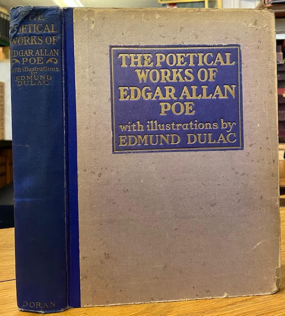 Image for The Poetical Works of Edgar Allan Poe