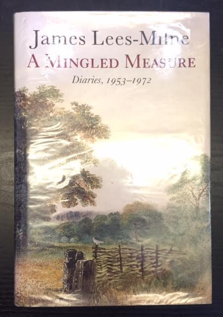 Image for A Mingled Measure Diaries 1953-1972
