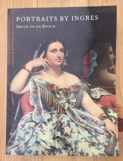 Image for Portraits by Ingres: Image of an Epoch