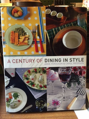 Image for A Century of Dining in Style