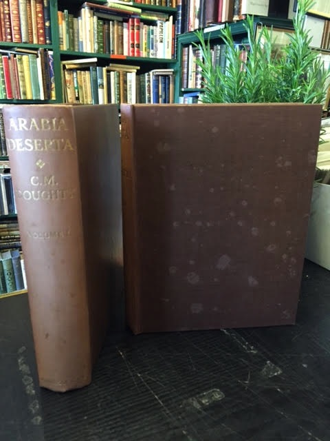 Image for Travels in Arabia Deserta - 2 Volumes