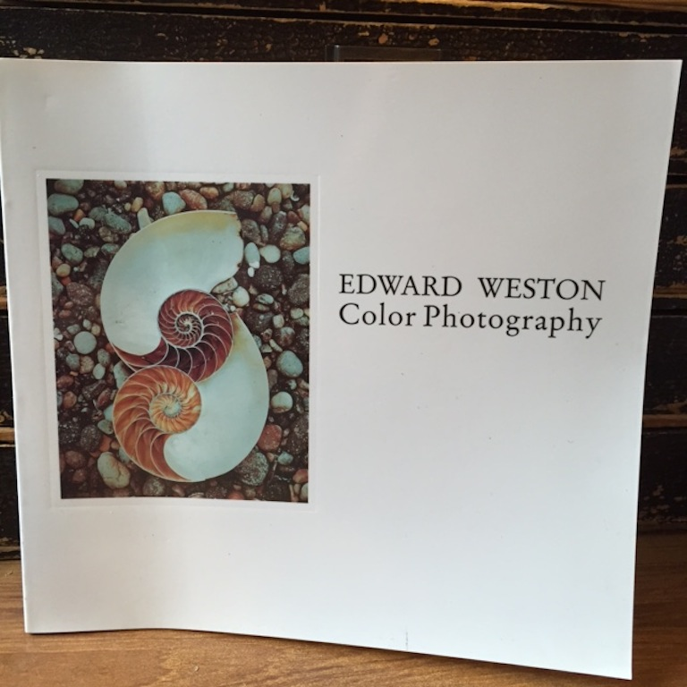 Image for Edward Weston: Color Photography