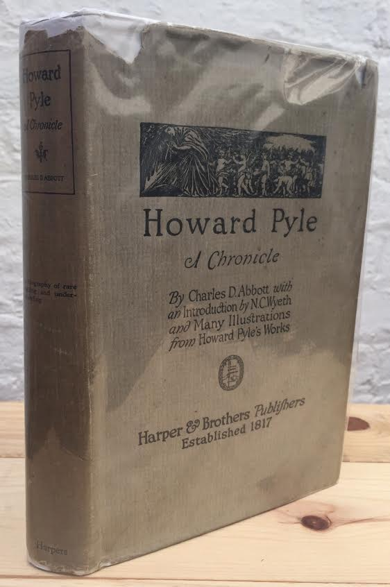Image for Howard Pyle. A Chronicle