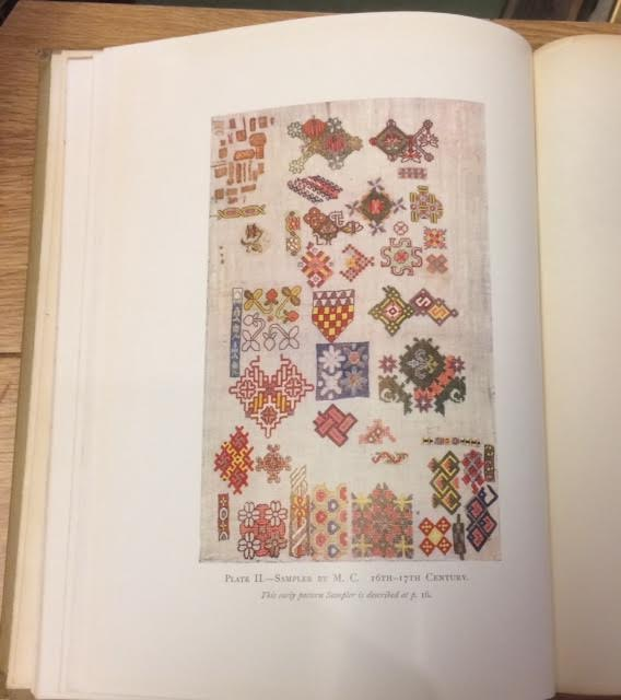 Image for Samplers and Tapestry Embroideries