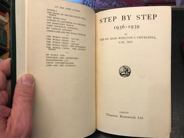 Image for Step By Step 1936 - 1939