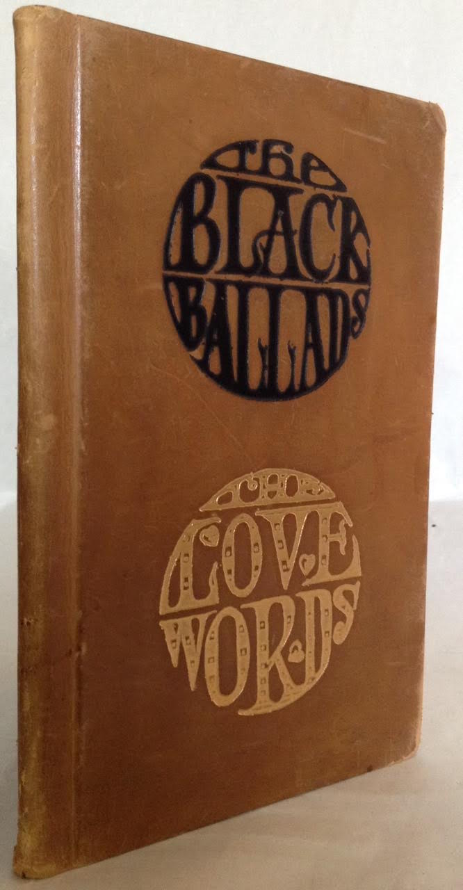 Image for The Black Ballads and the Love Words