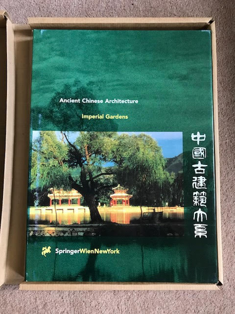 Image for Imperial Gardens -  Ancient Chinese Architecture Series Volume 2
