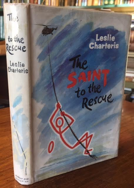 Image for The Saint to the Rescue
