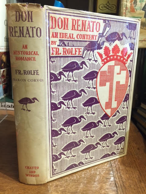Image for Don Renato. An Ideal Content. An Historical Romance