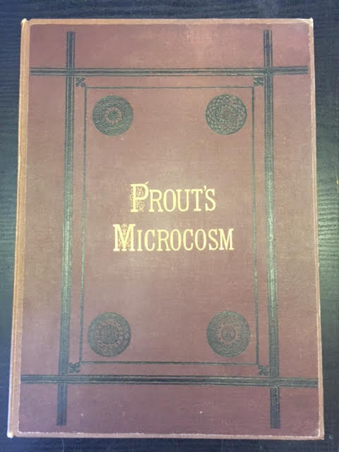 Image for Prout's Microcosm, The Artists Sketchbook of Groups of Figures, Shipping and Other Picturesque Objects