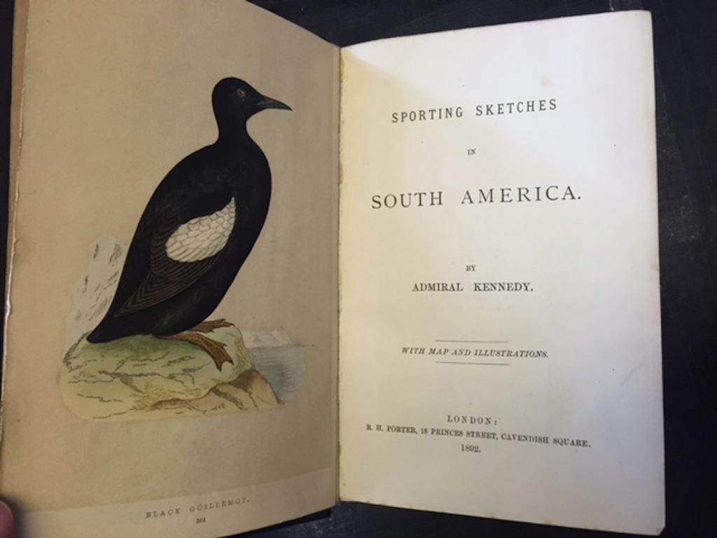 Image for Sporting Sketches in South America - With map and illustrations.