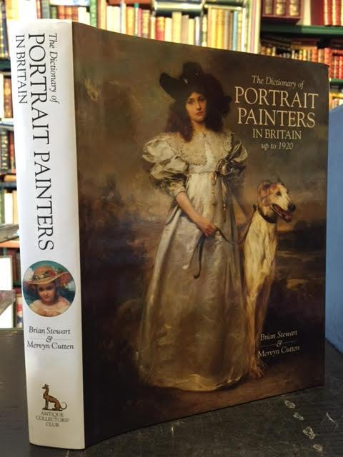 Image for Dictionary of Portrait Painters in Britain Up to 1920