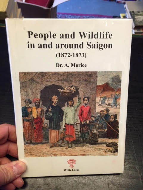 Image for People and Wildlife in and around Saigon, 1872-1873