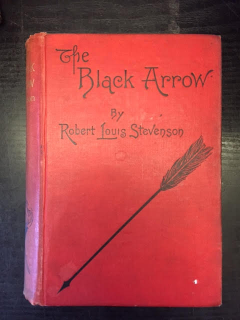 Image for The Black Arrow - a tale of two roses