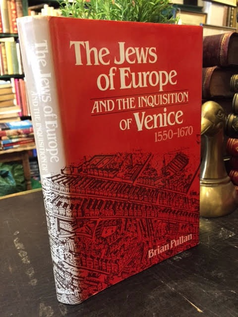 Image for The Jews of Europe and the Inquisition of Venice
