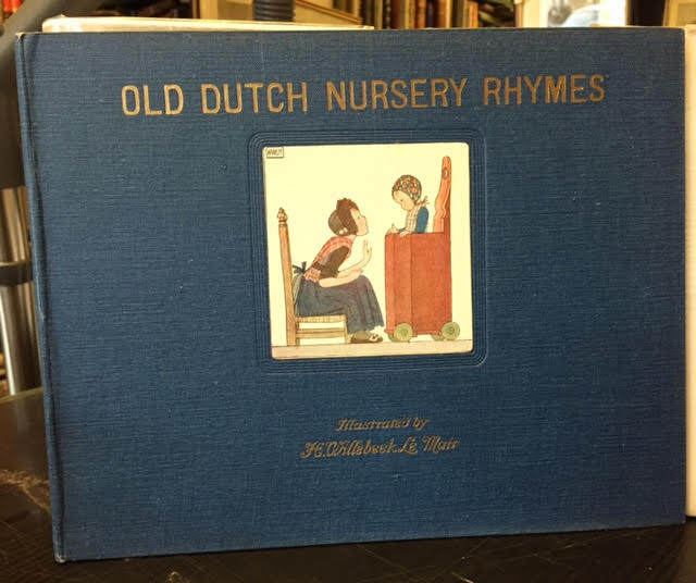 Image for Old Dutch Nursery Rhymes