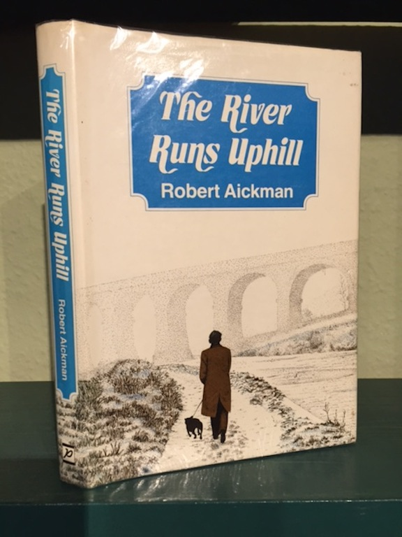 Image for The River Runs Uphill : A Story of Success and Failure