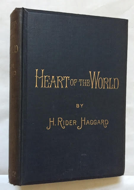 Image for Heart of the World