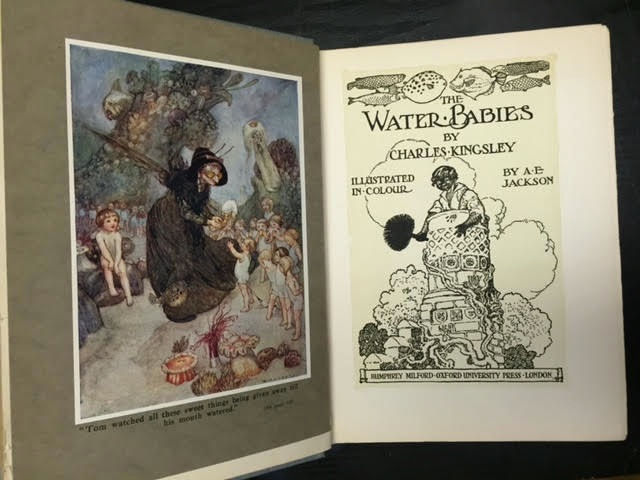 Image for The Water Babies