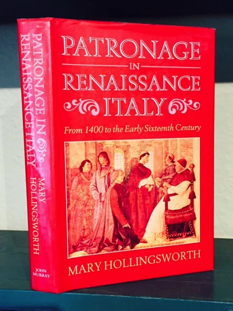 Image for Patronage in Renaissance Italy : From 1400 to the Early 16th Century