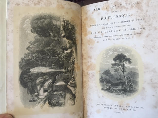 Image for Sir Uvedale Price on the Picturesque