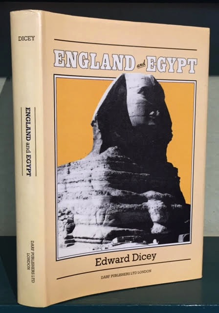 Image for England and Egypt