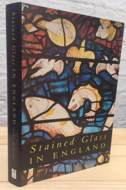 Image for Stained Glass in England