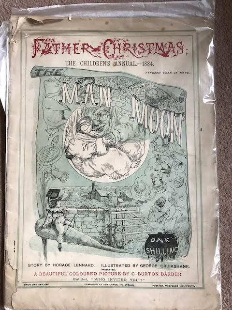 Image for Father Christmas the Children's Annual 1884