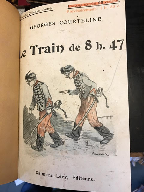 Image for Le Train De 8h.47 / Les Gaites De L'escadron / Boubouroche