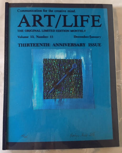 Image for Art / Life.  Collector's Edition.  Volume 13, Number 11, December / January. Thirteenth Anniversary Issue