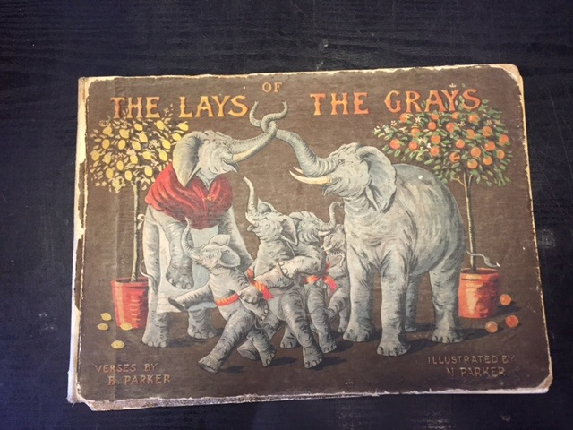 Image for Lays of the Grays