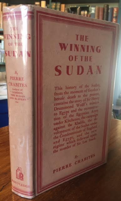 Image for The Winning of the Sudan