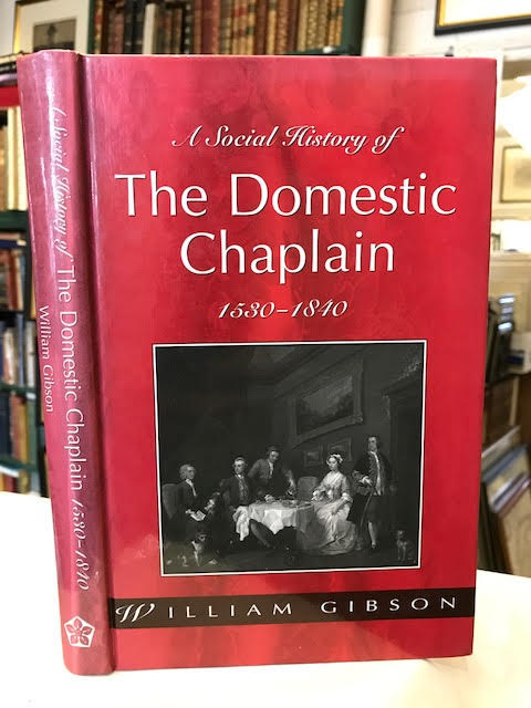 Image for A Social History of the Domestic Chaplain