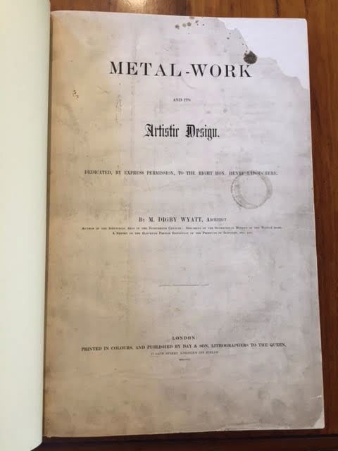Image for Metal-Work and its Artistic Design