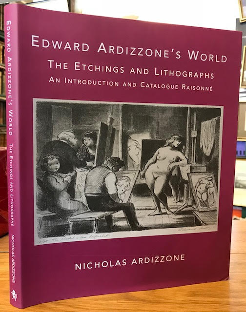 Image for Edward Ardizzone's World - The Etchings and Lithographs