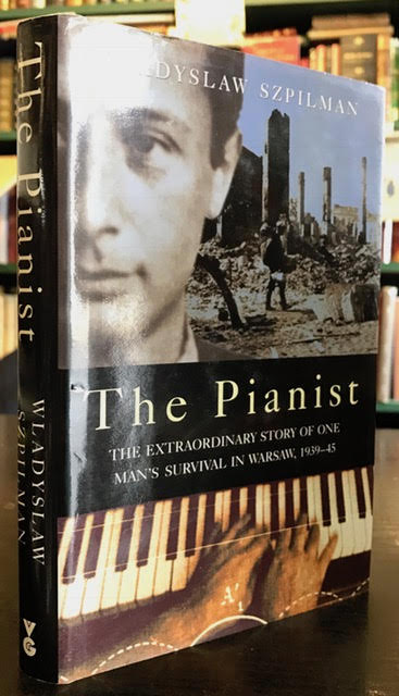 Image for The Pianist : The Extraordinary True Story of One Man's Survival in Warsaw, 1939-1945