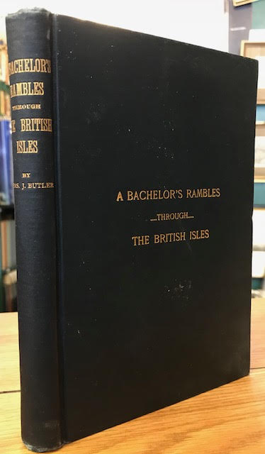 Image for A Bachelor's Rambles Through the British Isles