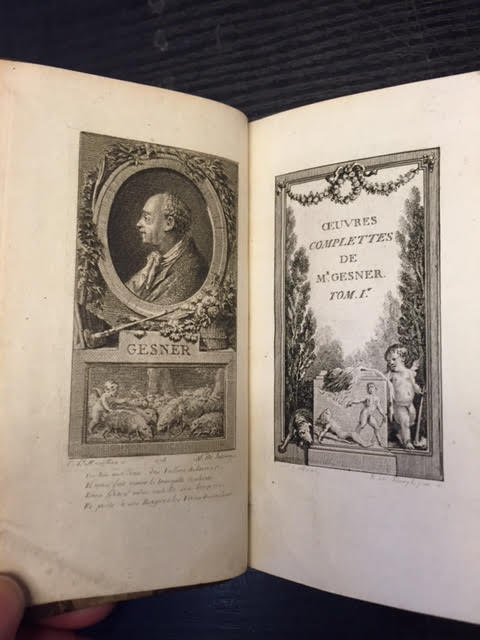 Image for Oeuvres Complettes De Gesner