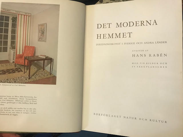 Image for Det Moderna Hemmet [ The Modern Home ]