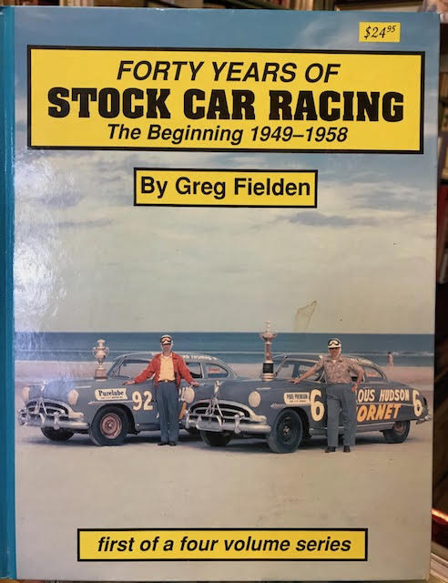 Image for Forty Years of Stock Car Racing