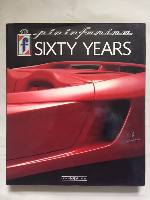 Image for Pininfarina : Sixty Years