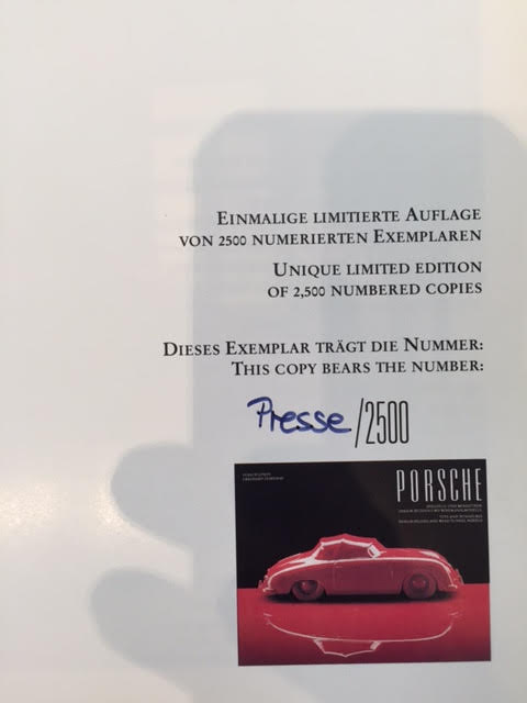 Image for Porsche Toys and Miniatures Design Studies and Wind Tunnel Models