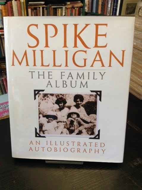 Image for Spike Milligan's Family Scrapbook : An Illustrated Autobiography