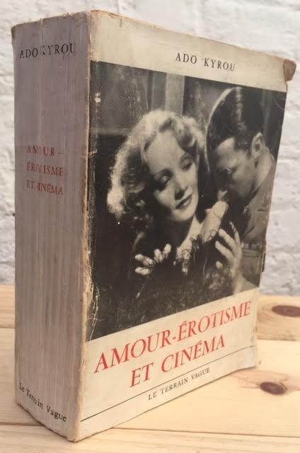 Image for Amour Erotisme et Cinema